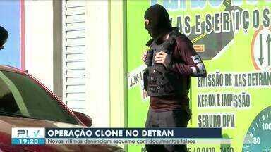 Operação Clone: Novas vítimas denunciam esquema com documentos - undefined