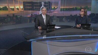 Jornal Nacional, Íntegra 03/10/2019 - As principais notícias do Brasil e do mundo, com apresentação de William Bonner e Renata Vasconcellos.