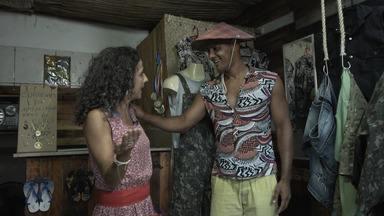 No 'Mapas Urbanos', Maria conhece um boxeador que cria e comercializa roupas - No 'Mapas Urbanos', Maria conhece um boxeador que cria e comercializa roupas