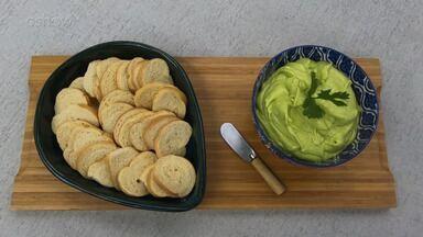 Pasta de Abacate - Confira o passo a passo da receita