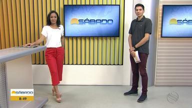 Veja os destaques do Esporte deste sábado - Felipe de Pádua atualiza as informações.