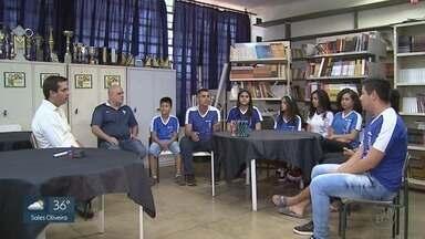 Alunos do distrito de Sertãozinho, SP, disputam Olimpíada Internacional de Matemática - Estudantes buscam ajuda financeira para ir à China, onde acontece etapa final da competição.