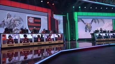 Flamengo perde no Mundial de LoL e vai precisar partida de desempate - Flamengo perde no Mundial de LoL e vai precisar partida de desempate