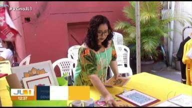 Avenida Brás de Aguiar recebe espaço para artesãos e produtores regionais - O evento se chama Égua da Braz!