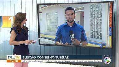 Eleições de Conselho Tutelar acontecem neste domingo no Sul do Rio de Janeiro - Votação vai até o fim da tarde em todas as cidades da região: de 8h às 17h.