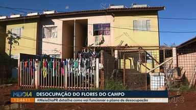Reunião define desocupação do residencial Flores do Campo - Ministério Público Federal tentam encontrar um local adequado para as famílias que hoje ocupam o lugar.