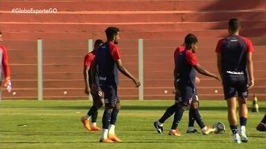Vila Nova aposta em retornos para sequência na Série B - Interino do Tigre reintegrou Elias e Araújo dispensados em agosto