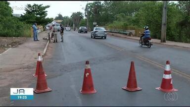 Ciclista que teve traumatismo craniano após ser atingida por carro morre em Gurupi - Ciclista que teve traumatismo craniano após ser atingida por carro morre em Gurupi