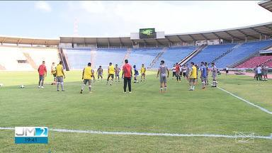 Sampaio e Náutico realizam jogo de volta da final da Série C em São Luís - Partida vai acontecer neste domingo (6) a partir das 16h no Estádio Castelão, na capital.