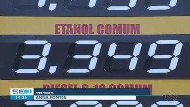Preço do etanol não agrada consumidores - Preço do etanol não agrada consumidores.