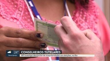 MP pede impugnação de 7 candidaturas em eleições pra conselheiros tutelares, no Rio - Ministério Público recebeu mais de cem denúncias de irregularidades nas eleições.