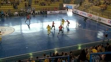 Assoeva tropeça em casa, pela Liga Nacional de Futsal - Time de Lajeado precisa vencer fora de casa se quiser ficar com a vaga, na semifinal.