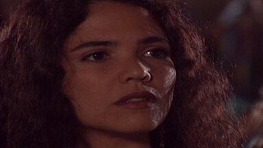 Capítulo de 06/11/1995 - Jairo promete que Dara se casará com Igor. Passam-se vinte anos e Dara começa a se comunicar com Julio via internet. Dara e Igor finalmente se conhecem.