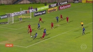 CRB e Sport empatam em 1 a 1 pela Série B do Brasileirão - CRB e Sport empatam em 1 a 1 pela Série B do Brasileirão.