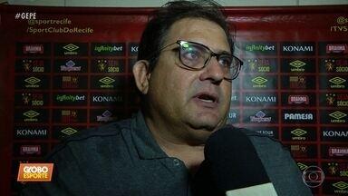 Sport sai na frente, mas cede empate para o CRB: o 13º placar igual do Leão na Série B - Rubro-Negro abriu o escore com Guilherme e os alagoanos empataram com Edson Cariús