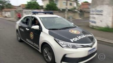 Polícia do Rio faz operação contra quadrilha que recebia ordens de dentro de cadeias - Dezessete suspeitos foram presos hoje.