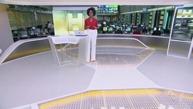 Jornal Hoje - íntegra 08/10/2019 - Os destaques do dia no Brasil e no mundo, com apresentação de Maria Júlia Coutinho.