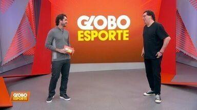 Globo Esporte SP - íntegra do dia 8 de outubro, terça-feira - Globo Esporte SP - íntegra do dia 8 de outubro, terça-feira