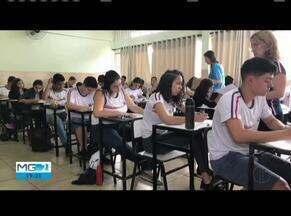 Estudantes do Vale do Aço se preparam para o Enem - Mais de cinco milhões de estudantes vão realizar a prova.
