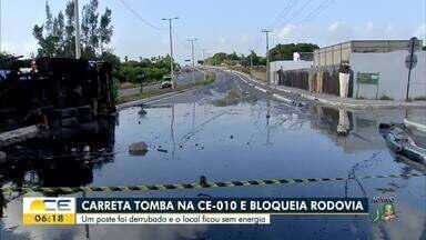 Halisson Ferreira traz destaques da Região Metropolitana - Saiba mais em g1.com.br/ce