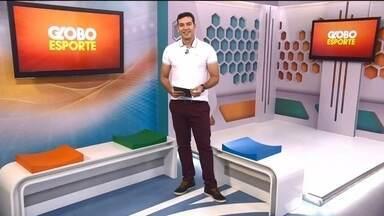 Confira a íntegra do Globo Esporte desta quinta - Globo Esporte - TV Integração - 09/10/19
