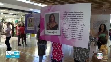 """Projeto mostra a luta de mulheres que superaram o câncer de mama - Ideia é contar as histórias das """"guerreiras do calendário"""" e arrecadar dinheiro para comprar mamógrafo"""