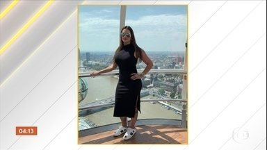 Divisão de homicídios do RJ investiga atentado contra filha de bicheiro - A polícia acredita que o atentado contra a filha do bicheiro Maninho, Shanna Garcia, foi por causa da disputa na própria família pelo controle dos negócios. O caso aconteceu na terça-feira de manhã e as investigações passaram para a divisão de homicídios da polícia do Rio de Janeiro.