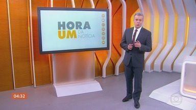 Hora 1 - Edição de quinta-feira, 10/10/2019 - Os assuntos mais importantes do Brasil e do mundo, com apresentação de Roberto Kovalick.