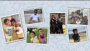 Telespectadores participam do BDPE e enviam foto de crianças - Dia das Crianças é comemorado no sábado (12).