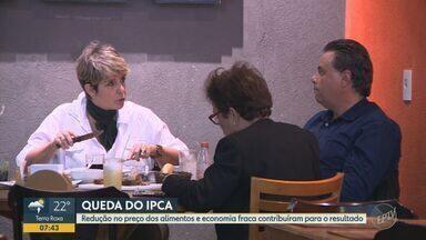 Inflação diminui no mês de setembro no estado de São Paulo - Redução no preço dos alimentos foi o que mais contribuiu para o resultado.