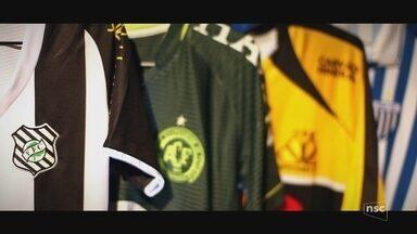 NSC TV lança campanha em apoio aos times catarinenses - NSC TV lança campanha em apoio aos times catarinenses