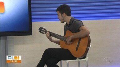 Músico alagoano faz show em homenagem a João Gilberto - Apresentação acontece na sexta (11) em Maceió.