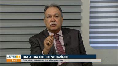 Inaldo Dantas fala sobre a convivência nos condomínios - Especialista tira dúvidas dos telespectadores.