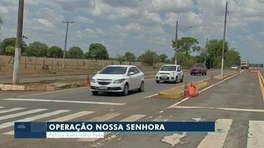 Operação Nossa Senhora - PRF aumenta fiscalização nas rodovias de MS.
