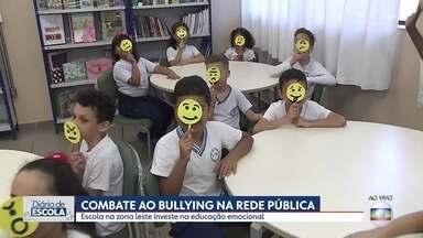 Diário de Escola: Alunos de escola da Zona Sul de SP fazem teatro para combater bullying - De julho do ano passado até julho deste ano, a Secretaria Estadual da Educação registrou 1.679 casos de bullying na rede pública.