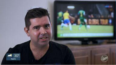 Saiba como assistir ao jogo do Guarani no GloboEsporte.com - undefined