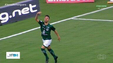 Goiás vence o CSA no Serra Dourada - Partida foi pela Série A do Campeonato Brasileiro.