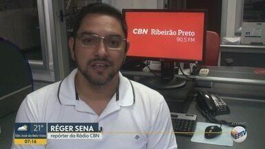 CBN destaca operação na região de Ribeirão Preto contra quadrilha suspeita de roubos - Repórter Réger Sena comenta os destaques do dia.
