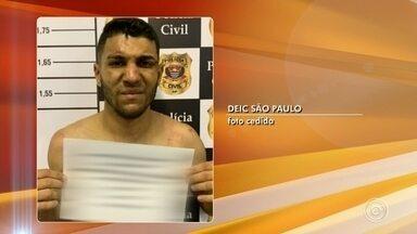 Suspeito de latrocínio contra GM de Jundiaí é preso em São Paulo - O suspeito do latrocínio, que é o roubo seguido de morte, contra um Guarda Municipal de Jundiaí (SP), foi preso na segunda-feira (14) por policiais do Departamento de Investigações Criminais (Deic) de São Paulo.
