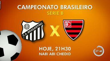 Bragantino enfrenta o Oeste pela Série B - Massa Bruta lidera o torneio nacional e está perto do acesso à Série A.