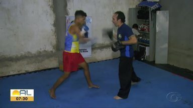 Campeonato de Kung Fu é realizado em Penedo - Vários atletas do estado vão participar do evento.