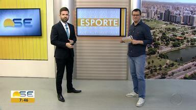 Confira os destaques do esporte com Thiago Barbosa - Confira os destaques do esporte com Thiago Barbosa.