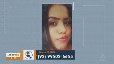 Família procura por jovem desaparecida em Manaus - Ela saiu para visitar a mãe e não foi mais vista.