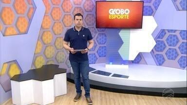 Assista o Globo Esporte MT na íntegra - 15/10/19 - Assista o Globo Esporte MT na íntegra - 15/10/19