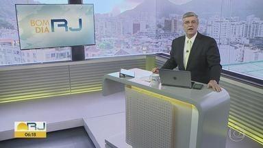 Bom dia Rio - Edição de quarta-feira, 16/10/2019 - As primeiras notícias do Rio de Janeiro, apresentadas por Flávio Fachel, com prestação de serviço, boletins de trânsito e previsão do tempo.