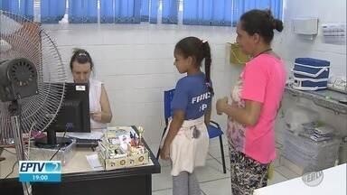 Com 19 casos de sarampo, Franca, SP, se prepara para Dia D de vacinação - Ao todo, a cidade já registrou 53 notificações da doença neste ano.