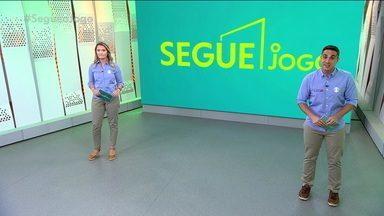 Segue o Jogo: Gustavo Villani e Ana Thais Matos comentam a 26ª rodada do Campeonato Brasileiro - Segue o Jogo: Gustavo Villani e Ana Thais Matos comentam a 26ª rodada do Campeonato Brasileiro