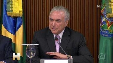 Ex-presidente Michel Temer é absolvido do crime de obstrução no caso Joesley Batista - O Ministério Público está analisando se vai recorrer da decisão.