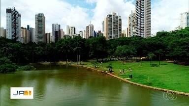 Goiânia completa 86 anos no próximo 24 de outubro - Publique a sua foto da capital com a #goianiasualinda