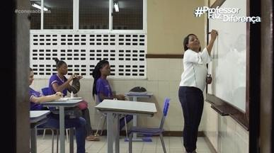 Professoras falam da emoção de serem profissionais da educação - Professoras falam da emoção de serem profissionais da educação
